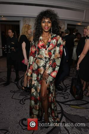 Sinitta - Guests arrivals at the London Lifestyle Awards 2015 at Hilton, Park Lane - London, United Kingdom - Wednesday...