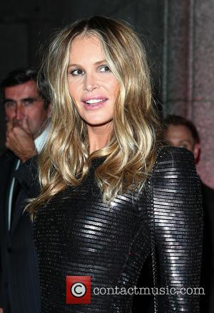 Elle Macpherson - Elle McPherson arrives at the Verve Clicquot Widow Series