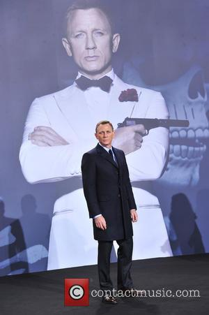 Daniel Craig - James Bond Spectre Premiere in Berlin - Berlin, Germany - Wednesday 28th October 2015