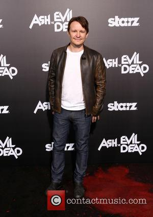 Damon Herriman - STARZ presents the Los Angeles premiere of 'Ash Vs Evil Dead' - Arrivals at TCL Chinese Theatre...