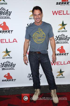 Mark Steines - Comedy Boot Jam at Improv Comedy Club - Arrivals - Los Angeles, California, United States - Wednesday...