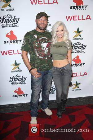 Randy Couture - Comedy Boot Jam at Improv Comedy Club - Arrivals - Los Angeles, California, United States - Wednesday...
