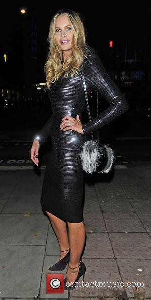 Elle Macpherson - Celebrities attend Halloween parties around London - London, United Kingdom - Wednesday 28th October 2015