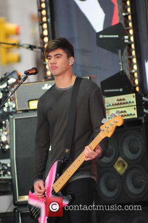 5 Seconds of Summer - 5 Seconds of Summer performs on Today Show concert series - NY, New York, United...