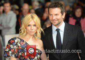 Sienna Miller , Bradley Cooper - 'Burnt' U.K. Premiere - Arrivals - London, United Kingdom - Wednesday 28th October 2015
