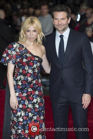 Sienna Miller and Bradley Cooper