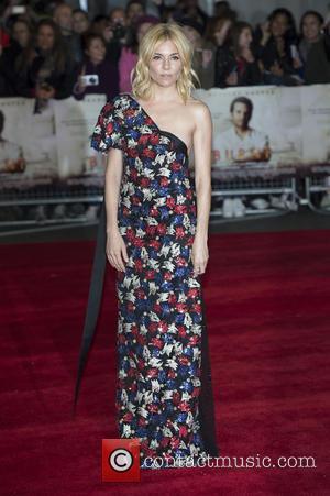 Sienna Miller - 'Burnt' U.K. Premiere - Arrivals - London, United Kingdom - Wednesday 28th October 2015