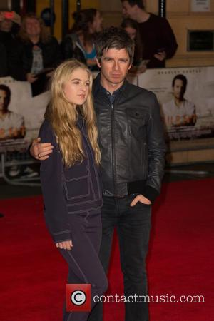 Noel Gallagher , Anais Gallagher - The European Premiere of 'Burnt' held at the Vue West End - Arrivals at...
