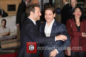 Daniel Bruhl , Bradley Cooper - The European Premiere of 'Burnt' held at the Vue West End - Arrivals at...