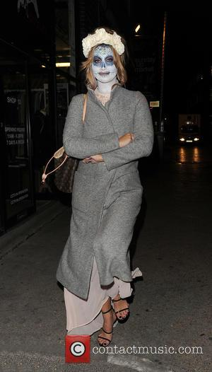 Ferne McCann - Celebrities attending various Halloween parties all over London - London, United Kingdom - Wednesday 28th October 2015