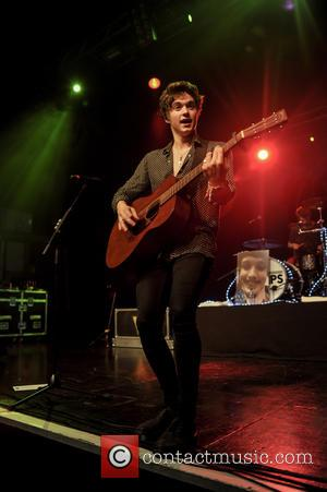 The Vamps - The Vamps Fanfest 2015 - Performances at O2 Academy - Birmingham, United Kingdom - Wednesday 28th October...