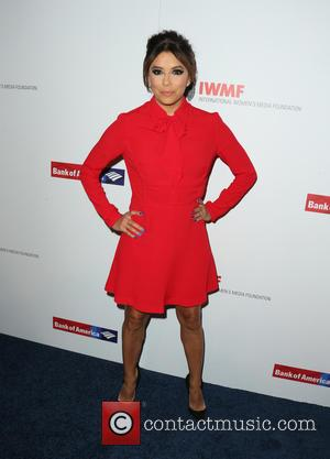Eva Longoria - International Women's Media Foundation Courage Awards at the Beverly Wilshire Four Seasons Hotel - Beverly Hills, California,...