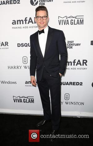 Matt Bomer - Celebrities attend 2015 amfAR's Inspiration Gala Los Angeles at Milk Studios. at Milk Studios - Los Angeles,...