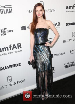 Lydia Hearst - Celebrities attend 2015 amfAR's Inspiration Gala Los Angeles at Milk Studios. at Milk Studios - Los Angeles,...