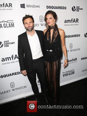 Jamie Mazur and Alessandra Ambrosio