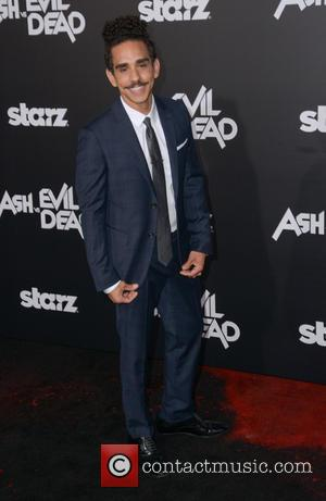 Ray Santiago - STARZ presents the Los Angeles premiere of 'Ash Vs Evil Dead' - Arrivals at TCL Chinese Theatre...