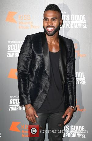 Jason Derulo - Kiss FM Haunted House Party - London, United Kingdom - Thursday 29th October 2015