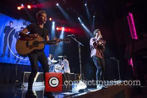 The Vamps - The Vamps Fanfest at Indigo at the O2 in London on 29 October 2015 to celebrate forthcoming...