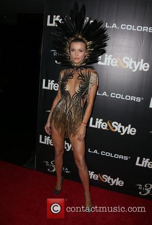 Joanna Krupa - Life & Style Weekly's 'Eye Candy' Halloween Bash at Riviera 31 - Arrivals at Riviera 31 at...