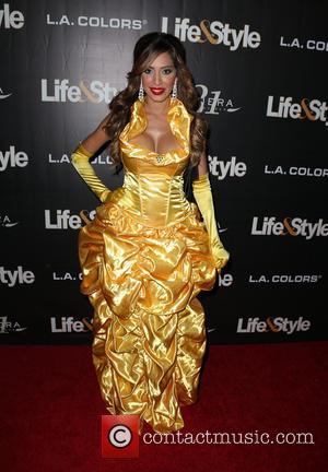 Farrah Abraham - Life & Style Weekly's 'Eye Candy' Halloween Bash at Riviera 31 - Arrivals at Riviera 31 at...