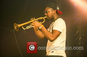 Rudimental - KISS FM Haunted House Party held at The SSE Arena, Wembley - Performances at The SSE Arena London...