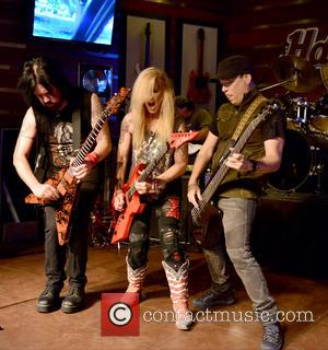 Patrick Kennison, Lita Ford and Motty O'brien