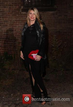 Meredith Ostrom - Lucien Smith's Macabre Suite Party at 1 Bruckner Boulevard at Bronx - New York, New York, United...