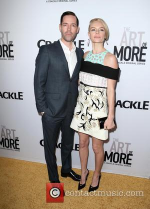Michael Polish , Kate Bosworth - Los Angeles premiere of 'The Art of More,' a Crackle original series at William...