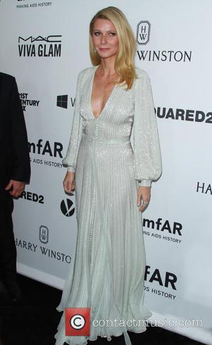 Gwyneth Paltrow - 6th Annual amfAR's Inspiration Gala held at Milk Studios at Milk Studios - Los Angeles, California, United...