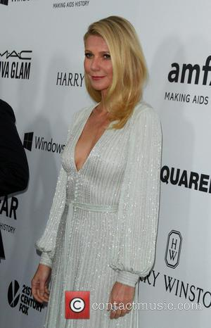 Gwyneth Paltrow - 6th Annual amfAR's Inspiration Gala held at Milk Studios at Milk Studios - Los Angeles, California, United...