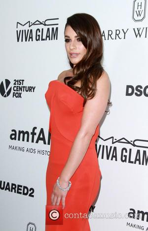 Lea Michele - 6th Annual amfAR's Inspiration Gala held at Milk Studios at Milk Studios - Los Angeles, California, United...