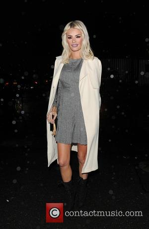 Chloe Sims - Celebrities leaving a Gala Dinner, held in South West London - London, United Kingdom - Thursday 29th...