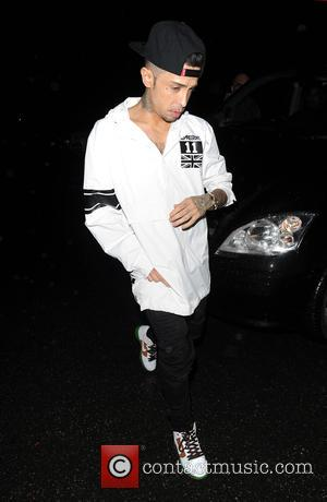 Dappy - Celebrities leaving a Gala Dinner, held in South West London - London, United Kingdom - Thursday 29th October...