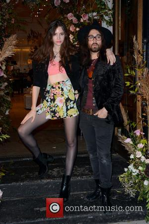 Kemp Muhl and Sean Lennon