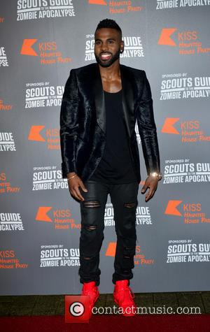 Jason Derulo - The KISS FM Haunted House Party at the SSE Wembley Arena in London at SSE Wembley Arena,...