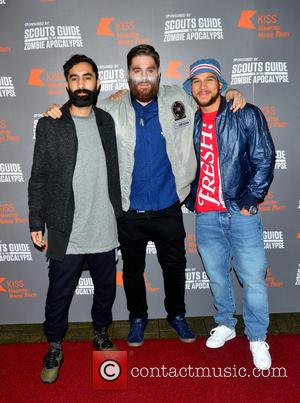 Rudimental - The KISS FM Haunted House Party at the SSE Wembley Arena in London at SSE Wembley Arena, Wembley...