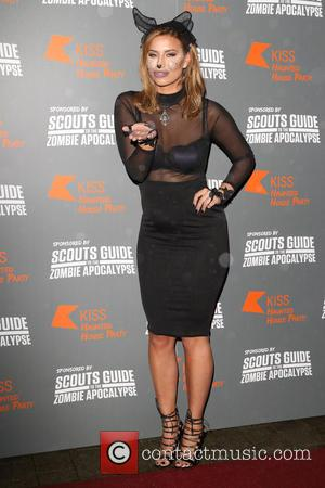 Ferne McCann - Kiss FM's Haunted House Party at SSE Wembley Arena - Red Carpet Arrivals at SSE Wembley Arena,...