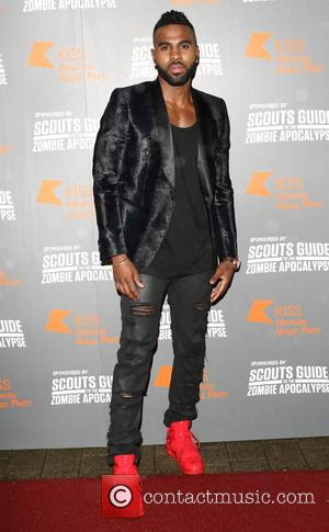 Jason Derulo - Kiss FM's Haunted House Party at SSE Wembley Arena - Red Carpet Arrivals at SSE Wembley Arena,...