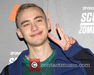 Olly Alexander - Kiss FM's Haunted House Party at SSE Wembley Arena - Red Carpet Arrivals at SSE Wembley Arena,...