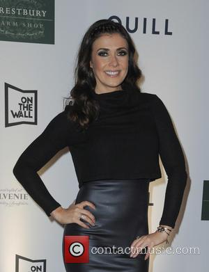 Kym Marsh - Celebrities attend Quill Restaurant launch Manchester City Centre. - Manchester, United Kingdom - Thursday 29th October 2015