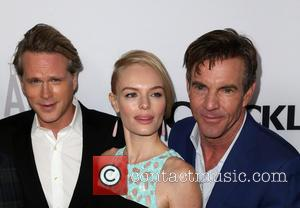 Cary Elwes, Kate Bosworth and Dennis Quaid
