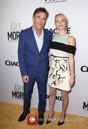 Dennis Quaid , Kate Bosworth - Los Angeles Premiere for Crackle's