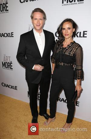 Cary Elwes , Lisa Marie Kubikoff - Los Angeles Premiere for Crackle's