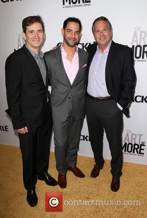 Chuck Rose, Patrick Sabongui and Gardner Stern