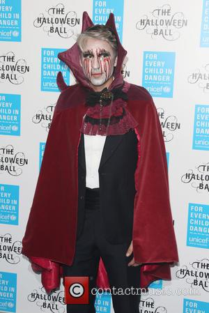 Greg James - Unicef Halloween Ball 2015 held at One Marylebone - Arrivals - London, United Kingdom - Thursday 29th...