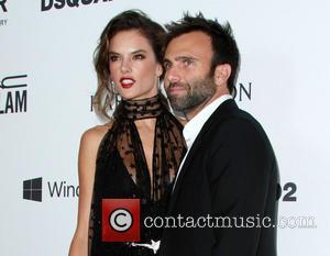 Alessandra Ambrosio and Jamie Mazur