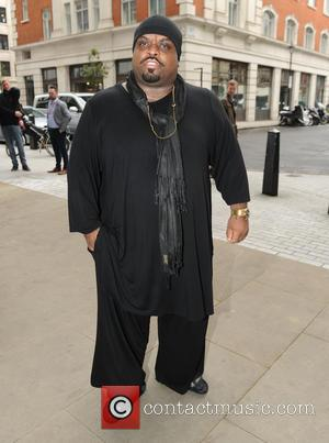 CeeLo Green - CeeLo Green seen out and about in London at BBC Radio One Studios. - London, United Kingdom...