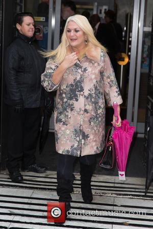 Vanessa Feltz - Celebrities at BBC Radio 2 at BBC Western House - London, United Kingdom - Friday 30th October...
