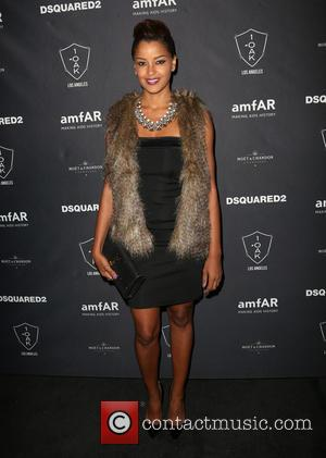 Claudia Jordan - Celebrities attend DSQUARED2 And amfAR's Official After Party at 1OAK at 1OAK - Los Angeles, California, United...