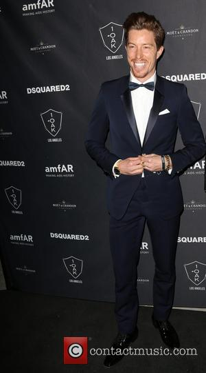 Shaun White - Celebrities attend DSQUARED2 And amfAR's Official After Party at 1OAK at 1OAK - Los Angeles, California, United...